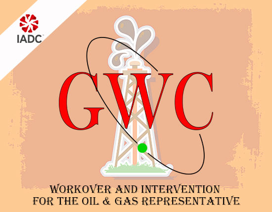 Global Well Control IADC Workover and Intervention for the Oil & Gas Representative