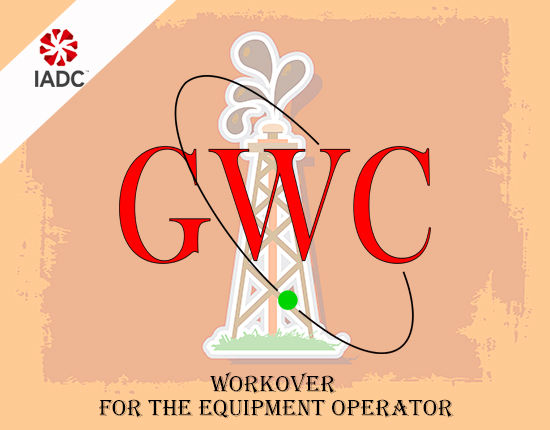 Global Well Control IADC Workover for the Equipment Operator